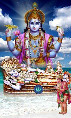 Lord Krishna Wallpapers, Radha Krishna Wallpaper, Siya Ke Ram, Lord Rama Images, Shiva Art, Goddess Lakshmi, Shree Krishna, Lord Vishnu, Angels And Demons