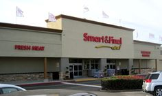 #ad Smart & Final Extra! Let's Go Shopping! A Grocery store that has everything withwarehouse pricing w/out the club prices!  You can find produce, big bulk items, meat, flours, frozen foods, cheese and more.    #ChooseSmart