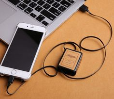 It is super unique and takes your USB charging skills to new heights altogether.