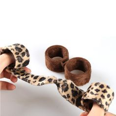 01506 Leopard Korean jewelry hair accessories