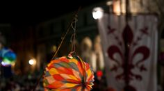 Sunday, September 7, look up and discover the magic of lanterns