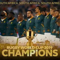Go Bokke, Rugby Cup, Rugby World Cup, World Cup 2018, Sports Stars, Forever Love, South Africa, Champion, Hero