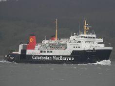 MV Hebridean Isles Ferry - Caledonian MacBrayne