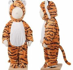 Dress up by Design Baby Tiger Costume - 12-18 This gorgeous tiger dressing up costume has a matching hat. tail and non-slip paw feet. Featuring velcro fastening to the back. its both cute and comfortable. Perfect for parties or for just dressing  http://www.comparestoreprices.co.uk/childrens-dressing-up-clothes/dress-up-by-design-baby-tiger-costume--12-18.asp