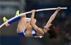 «Χρυσή» η Στεφανίδη στο άλμα επί κοντώ - Αθλητισμός - Στίβος - in.gr