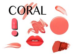 """coral beauty."" by blackwidow99 ❤ liked on Polyvore featuring beauty, NARS Cosmetics, Chanel, Lime Crime, Jane Iredale, Nails Inc. and Hourglass Cosmetics"