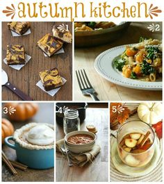 Autumn Fall recipes to try.