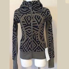 Lululemon Scuba hoodie Brand new. Never worn. Size 4 lululemon athletica Jackets & Coats