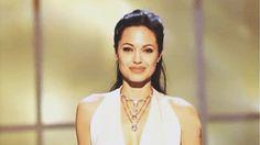 Angelina's smile