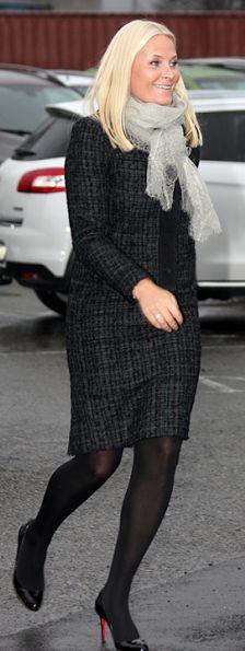 Princess Mette Marit of Norway - 10.11.2014