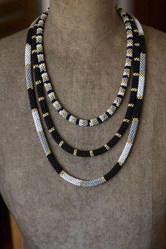 Perlenhäkeln Buch Anleitung Pinterest Häkeln Perlenketten