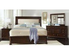 King Bed   Merlot   Sam Levitz Furniture