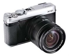 Fujifilm X-E1 leaks into view oozing vintage cool -- Engadget