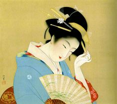 Shoen UEMURA-The Japanese Master and her works