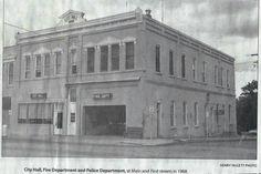 Old Webb City fire/police/city hall