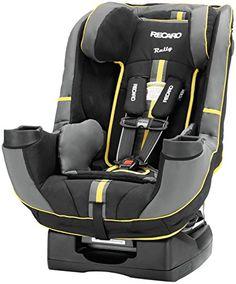 Baby Car Seat: RECARO 338.01.RAVN Performance Rally Convertible Car Seat, Raven…