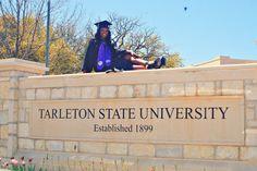 Tarleton state university college graduation pictures
