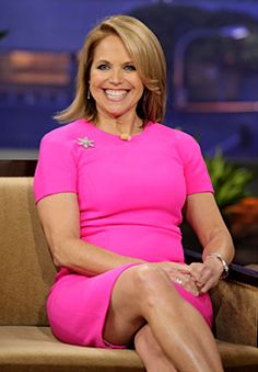 Katie Couric signs on for Yahoo! digital news show Star Actress, Katie Couric, Digital News, News Anchor, Good Morning America, Hot Brunette, Today Show, Celebs, Celebrities