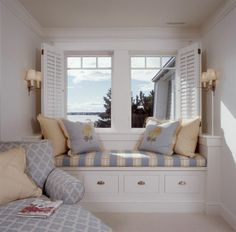 Bedroom Window Bench 42 amazing and comfy built-in window seats. | window benches