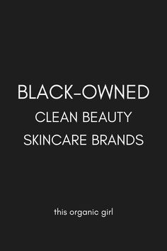 Over 80 Black-owned, clean beauty, skincare brands rounded up in one place! Bookmark this! #blackowned #blackskincare #cleanbeauty Pumpkin Enzyme Mask, Skin Line, Black Skin Care, Even Skin Tone, Clean Face, Organic Coconut Oil, Face Oil, Acne Prone Skin, Green Cleaning