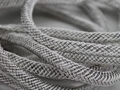 European Textile Trainees : koord gemaakt bij passement, TextielLab