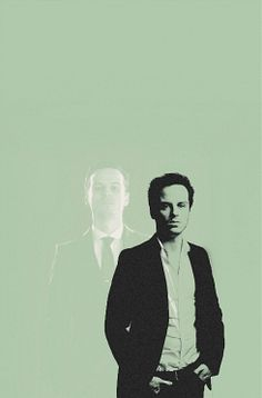 jim moriarty. if you've ever seen BBC Sherlock, you will know he is hands down one of the best tv show villans. You can't help but to love him. Even in his craziness.