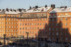 Stengodset 24, Norrbackagatan 8, Nybyggnadsår 1927 - 1927, Björn Hedvall (Arkitekt) Gumpel & Bengtsson (Byggherre) Gumpel & Bengtsson (Byggmästare)