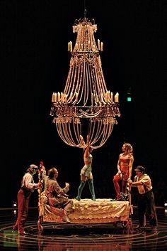 Cirque du Soleil-Corteo