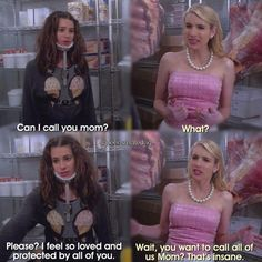 Image via We Heart It #chanel #screamqueens