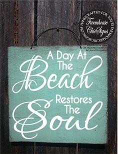 beach sign beach house decor beach decor by FarmhouseChicSigns