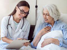 As clínicas e hospitais devem se adaptar ao envelhecimento da população