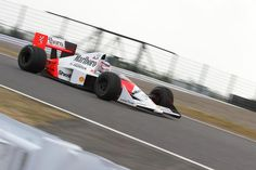 #McLaren #MP4/5 #F1