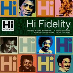 Another great retro album cover with hi fidelity