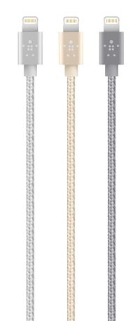 Metallic Lightning to USB Cable #iPhone5 #Bling #ChargingCables
