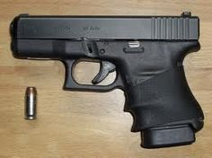 Glock 30... .45 auto, when you need back up.