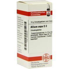 #ALLIUM CEPA D 3 Globuli rezeptfrei im Shop der pharma24 Apotheken