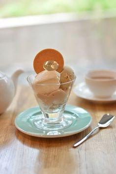 パリの紅茶専門店「ベッジュマン&バートン」の日本初の「サロンド テ」に、7月9日(木)より新メニューの「ベッジュマン&バートン ティー パフェ」が登場!