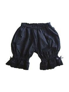 Meilleur noire Collection coton dentelle Lolita culotte bouffante MyeSoul Lolita Boutique