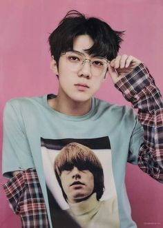 #EXO New Set of Postcards 《Lucky One & Monster》 #SEHUN