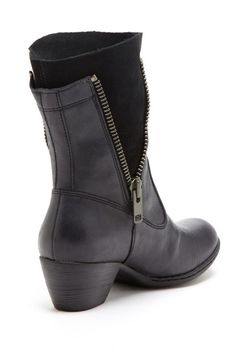 Mila Zipper Boot