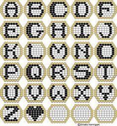 Peyote Beadwork Patterns Free Printable Patterns they really fast . - Peyote Beadwork Patterns Free Printable Patterns they work really fast … – # - Pony Bead Patterns, Beading Patterns Free, Beaded Jewelry Patterns, Peyote Patterns, Beading Tutorials, Bracelet Patterns, Beading Techniques, Embroidery Patterns, Hand Embroidery