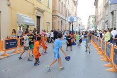 #jesicittaeuropeadellosport2014 - 6 Settembre - #notteazzurrajesi #basket