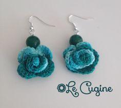 lecuginecreazioni#handmade#crochet#orecchini