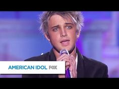 Dalton Rapattoni - Top 24 Solo - AMERICAN IDOL - YouTube