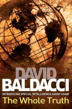 THE WHOLE TRUTH DAVID BALDACCI #BOOK #PAN