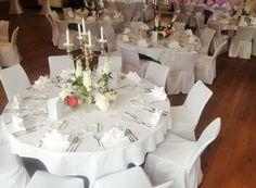 Eingedeckte Tische   Junihochzeit  #deko #wedding #hochzeit #hochzeitsdeko