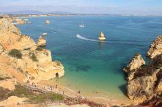 Praia do Camilo,Algarve
