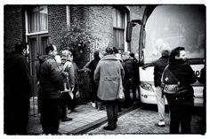 #refugees leaving #haarlem  #dekoepel #bnw #bnw_captures #netherlands #dutchmasters #reallife #struggle #vrijwilligers Lobsterblog