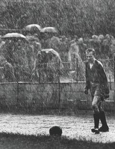 National Football Championships between Prague and Bratislava 1958 (Stanislav Tereba)
