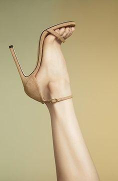 fabulous nude sandal